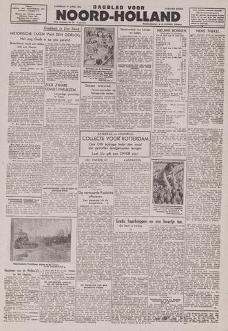 Dagblad Noord-Holland, Schager editie 1943-04-17