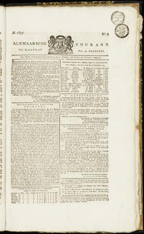 Alkmaarsche Courant 1837-02-20