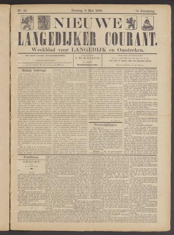 Nieuwe Langedijker Courant 1898-05-08