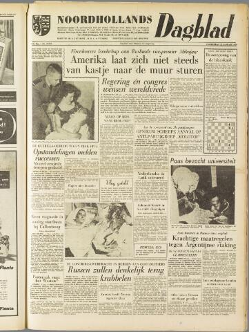 Noordhollands Dagblad : dagblad voor Alkmaar en omgeving 1959-01-22