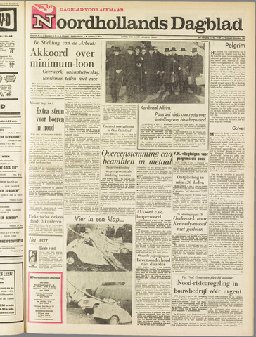 Noordhollands Dagblad : dagblad voor Alkmaar en omgeving 1963-12-06