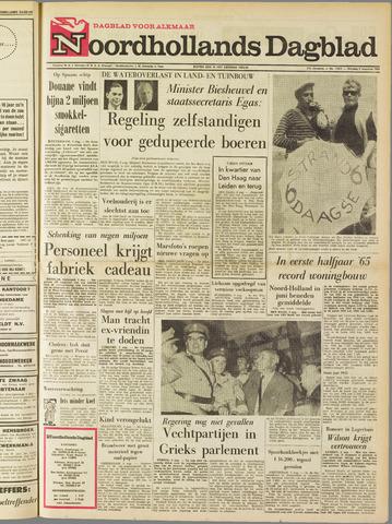 Noordhollands Dagblad : dagblad voor Alkmaar en omgeving 1965-08-03
