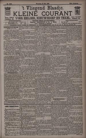 Vliegend blaadje : nieuws- en advertentiebode voor Den Helder 1894-05-23