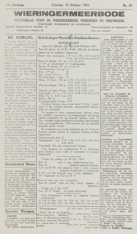 Wieringermeerbode 1944-10-14