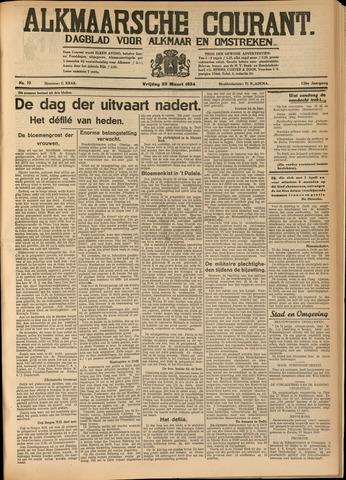 Alkmaarsche Courant 1934-03-23