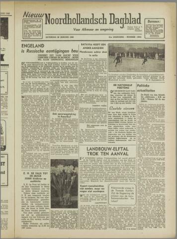 Nieuw Noordhollandsch Dagblad : voor Alkmaar en omgeving 1946-01-26