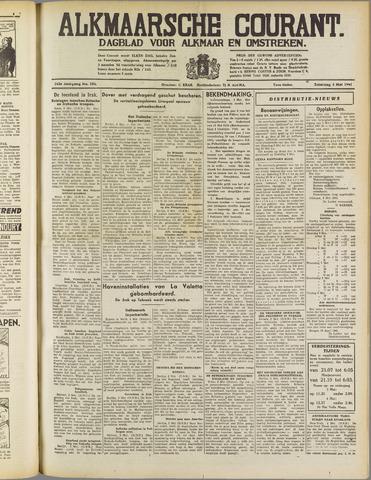 Alkmaarsche Courant 1941-05-03