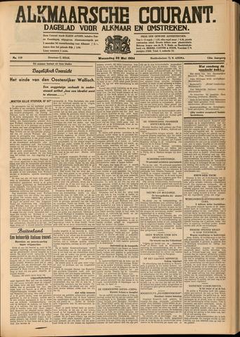 Alkmaarsche Courant 1934-05-23
