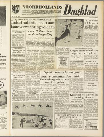 Noordhollands Dagblad : dagblad voor Alkmaar en omgeving 1958-07-04