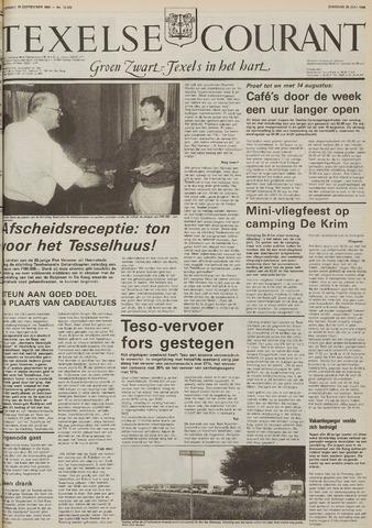 Texelsche Courant 1986-07-29