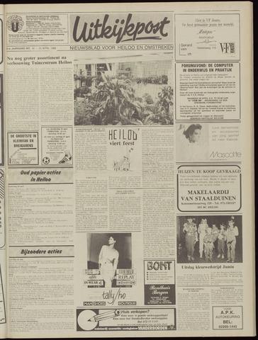 Uitkijkpost : nieuwsblad voor Heiloo e.o. 1986-04-23