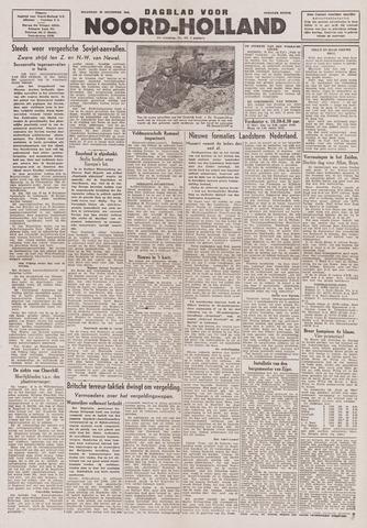 Dagblad Noord-Holland, Schager editie 1943-12-20