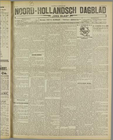 Ons Blad : katholiek nieuwsblad voor N-H 1922-01-14