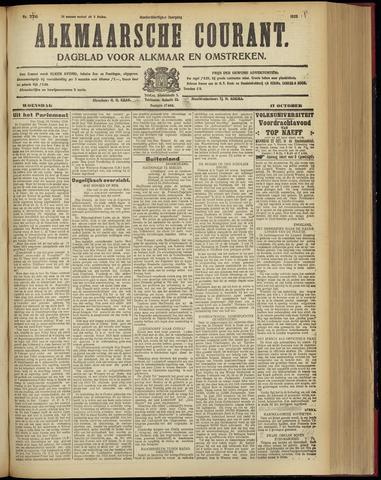 Alkmaarsche Courant 1928-10-17