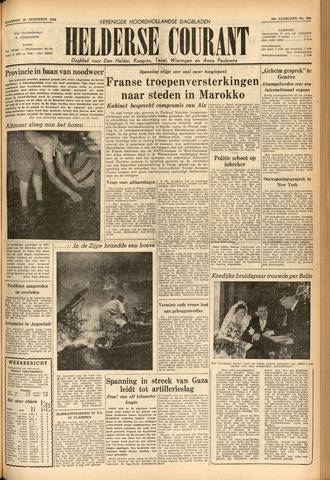 Heldersche Courant 1955-08-28