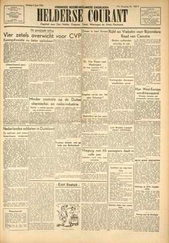 Heldersche Courant 1950-06-06