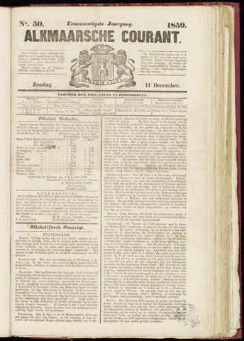 Alkmaarsche Courant 1859-12-11
