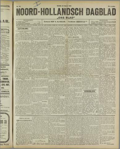 Ons Blad : katholiek nieuwsblad voor N-H 1922-02-28