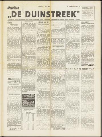 De Duinstreek 1954-07-09
