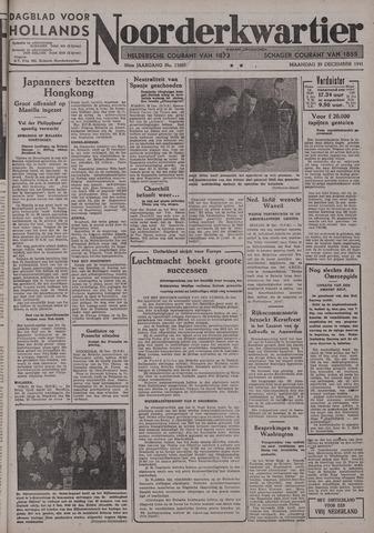 Dagblad voor Hollands Noorderkwartier 1941-12-29