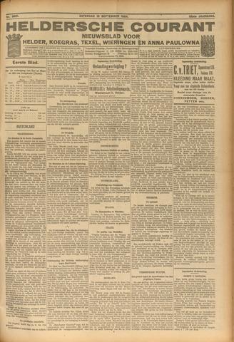 Heldersche Courant 1924-09-13