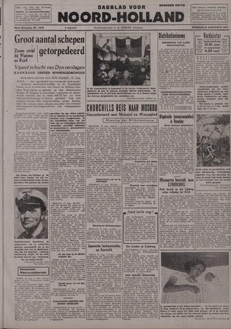 Dagblad Noord-Holland, Schager editie 1942-08-18