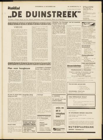 De Duinstreek 1966-12-22