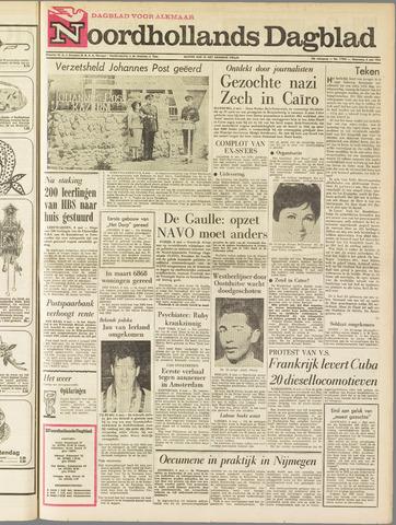 Noordhollands Dagblad : dagblad voor Alkmaar en omgeving 1964-05-06