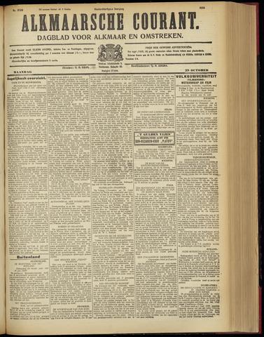 Alkmaarsche Courant 1928-10-29