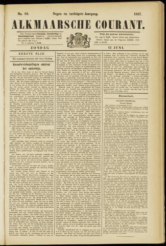Alkmaarsche Courant 1887-06-12