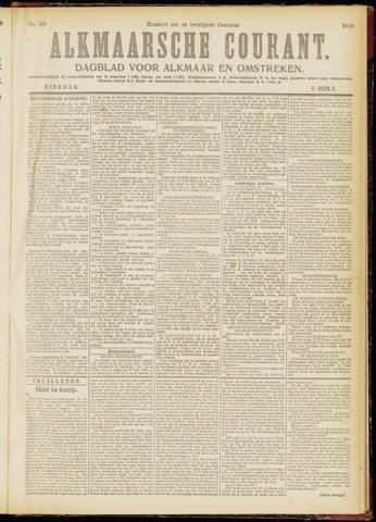 Alkmaarsche Courant 1919-07-08