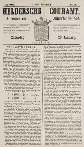 Heldersche Courant 1870-01-29