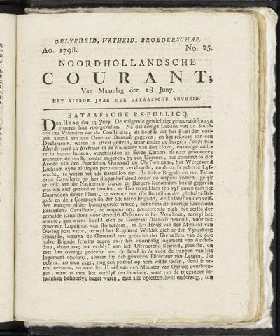 Noordhollandsche Courant 1798-06-18