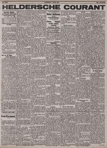 Heldersche Courant 1917-04-07