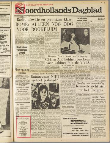 Noordhollands Dagblad : dagblad voor Alkmaar en omgeving 1963-06-20