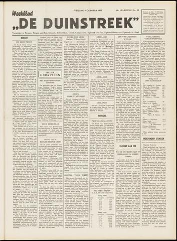 De Duinstreek 1953-10-09