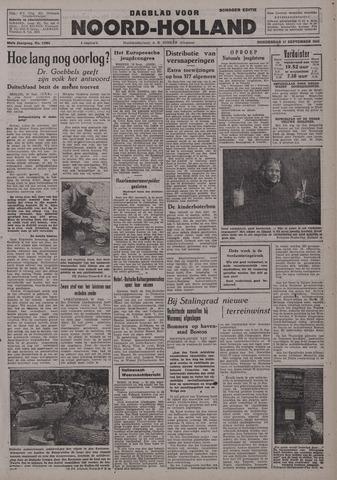Dagblad Noord-Holland, Schager editie 1942-09-17