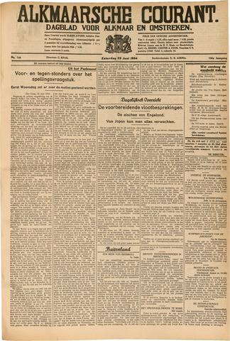 Alkmaarsche Courant 1934-06-23