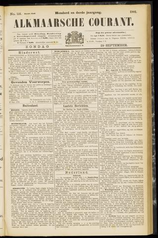 Alkmaarsche Courant 1901-09-29