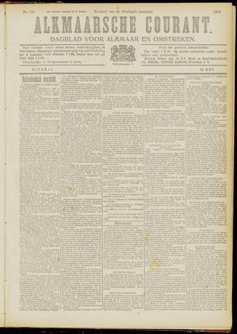 Alkmaarsche Courant 1919-05-13