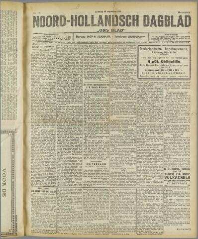 Ons Blad : katholiek nieuwsblad voor N-H 1922-09-30