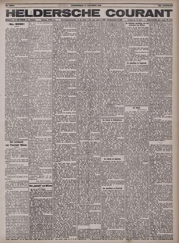 Heldersche Courant 1918-10-17