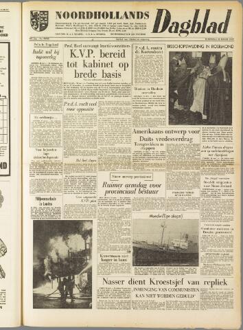 Noordhollands Dagblad : dagblad voor Alkmaar en omgeving 1959-03-18