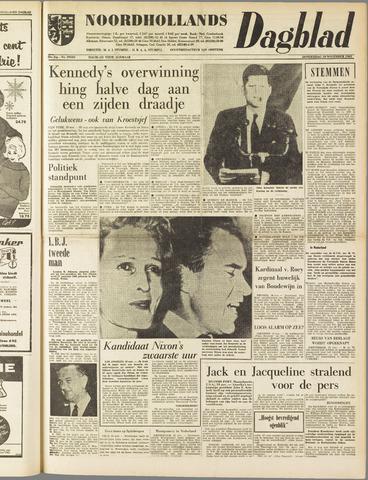 Noordhollands Dagblad : dagblad voor Alkmaar en omgeving 1960-11-10