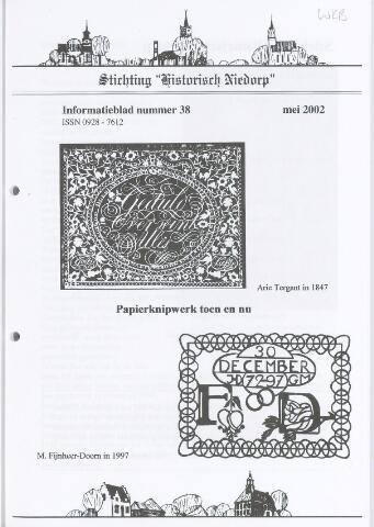 Informatieblad stichting Historisch Niedorp 2002-05-01