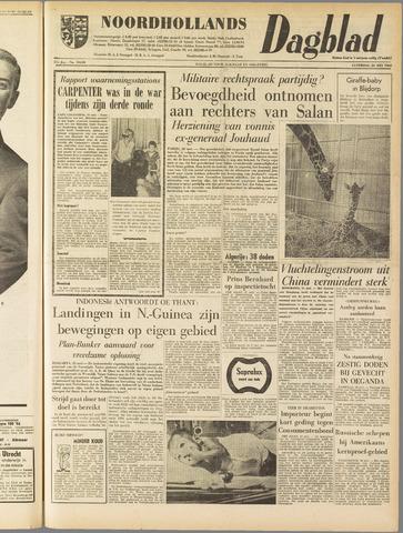 Noordhollands Dagblad : dagblad voor Alkmaar en omgeving 1962-05-26