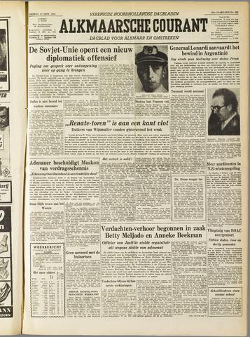 Alkmaarsche Courant 1955-09-23