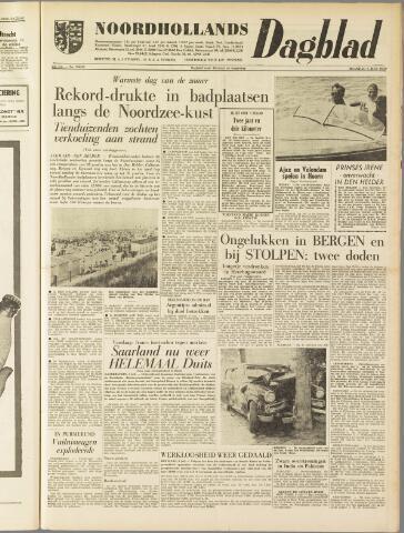 Noordhollands Dagblad : dagblad voor Alkmaar en omgeving 1959-07-06