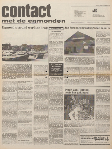 Contact met de Egmonden 1980-06-18