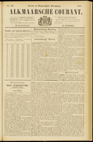 Alkmaarsche Courant 1895-10-16